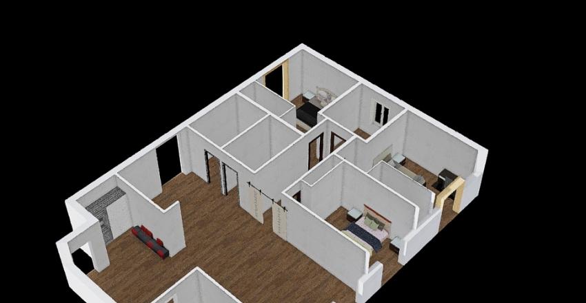 antreu Interior Design Render