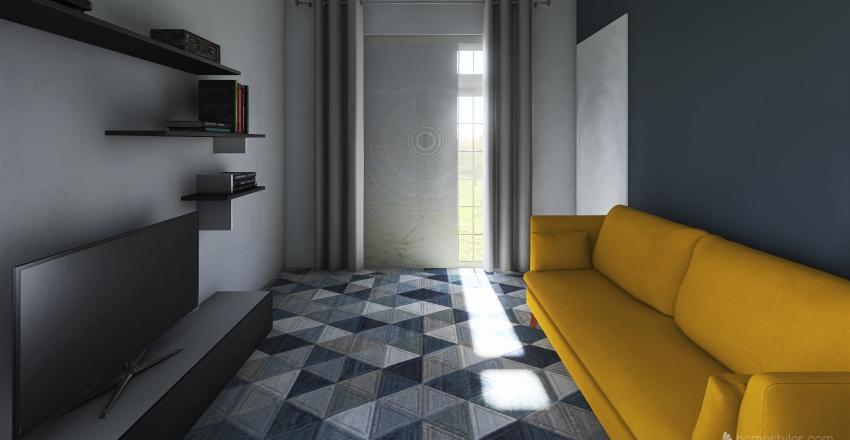 Casa Carol SJ Interior Design Render