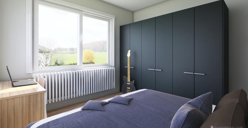 soba Interior Design Render