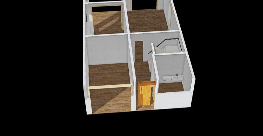 becen500m2 Interior Design Render