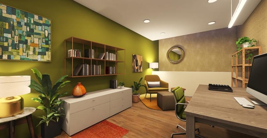 Estudio Leda Interior Design Render