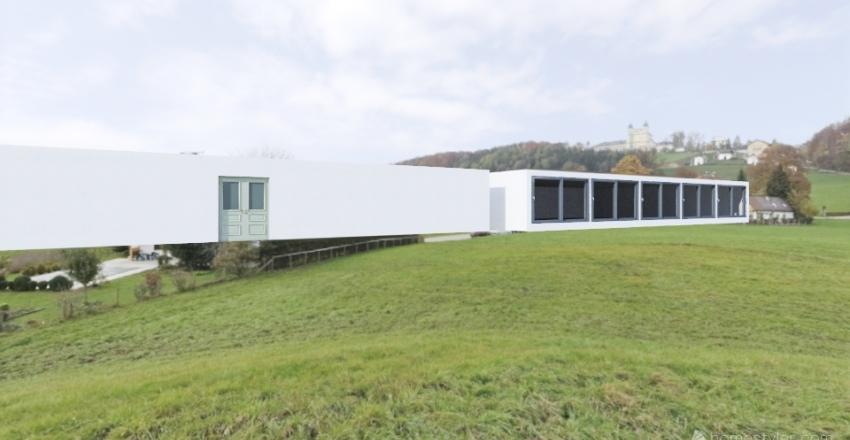 Aitor's Building Interior Design Render