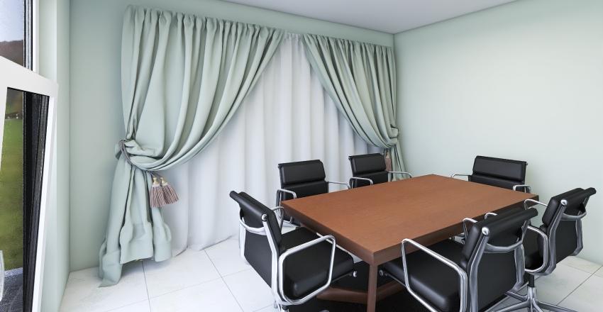 Swakopmund Office CG Interior Design Render