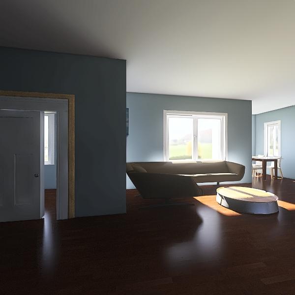 House 4 TD Interior Design Render