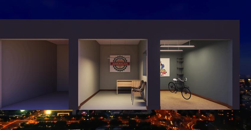 detailing room Interior Design Render