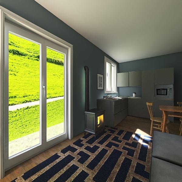 Gambarie APP1 Interior Design Render