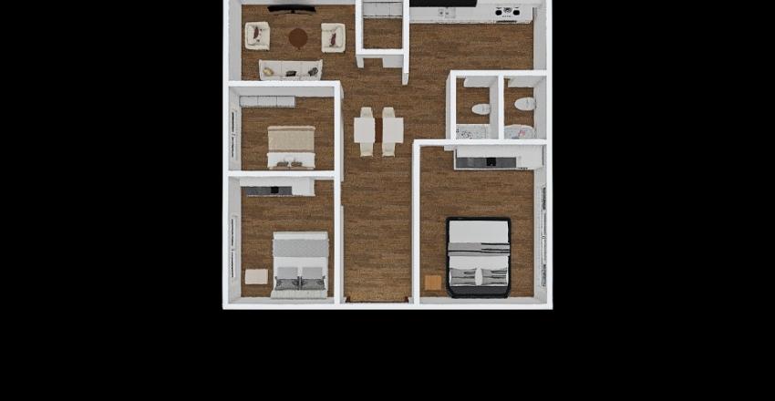 GARCIAFLOORPLAN Interior Design Render