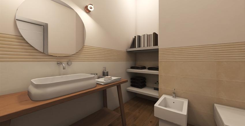 silvia frolo Interior Design Render