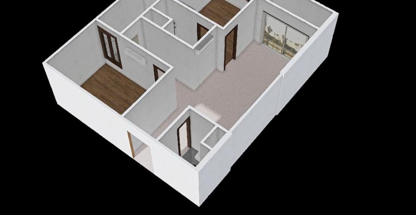 Vinhome Interior Design Render