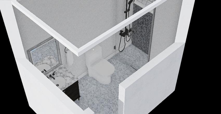 BANHEIRO ISADORA Interior Design Render
