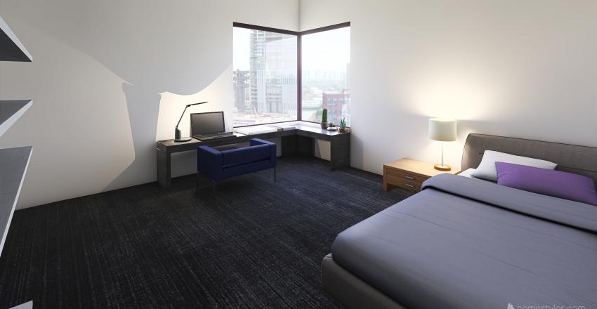 555 Interior Design Render