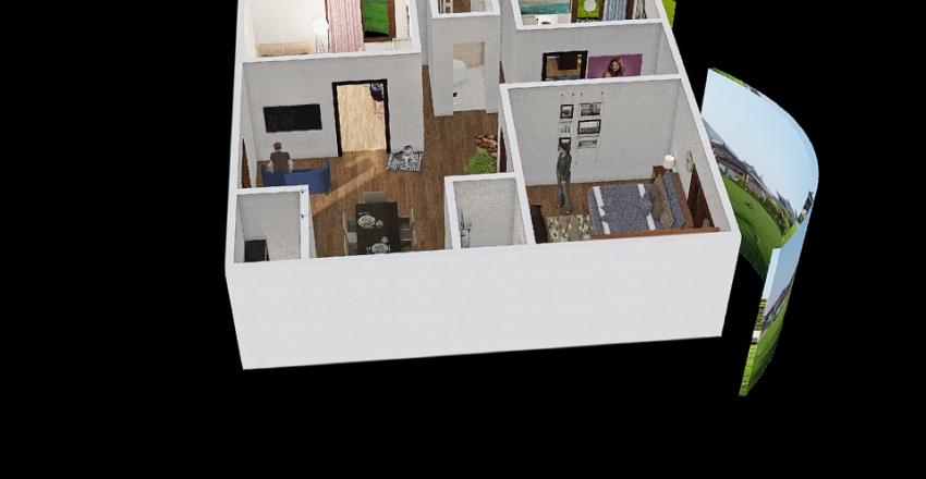 TAN.FLOORPLAN Interior Design Render