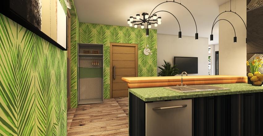 studio unique #1045 Interior Design Render