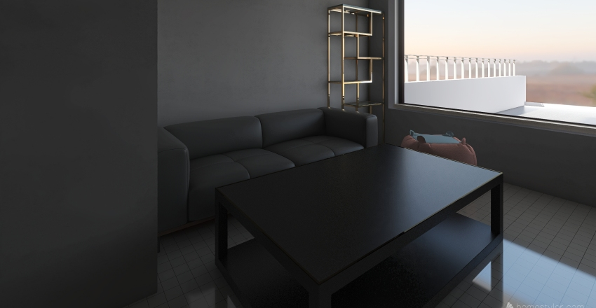 SS2 Interior Design Render
