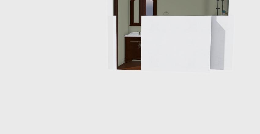 planta banheiro rgd Interior Design Render