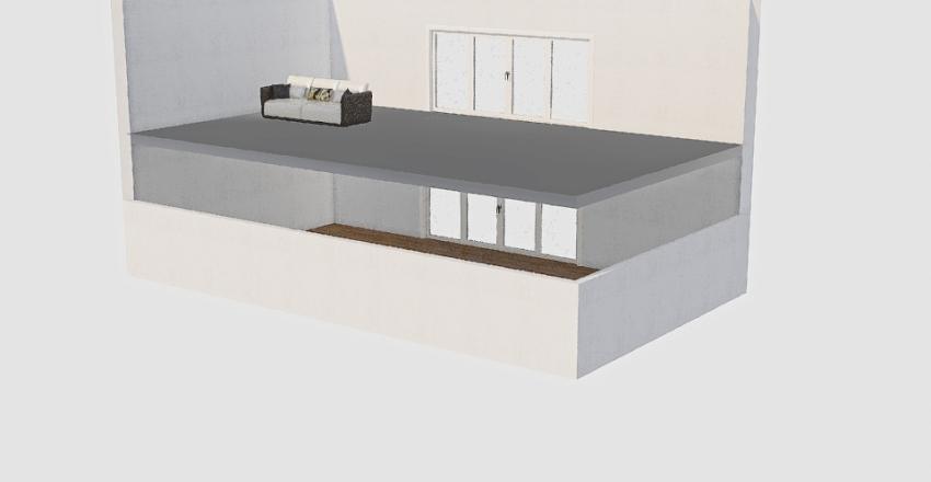 Second Second Floor Interior Design Render
