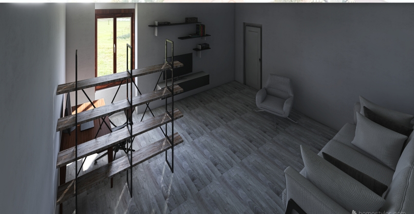 FRANCESCA Interior Design Render