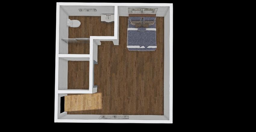 Jr ADU 2 Interior Design Render