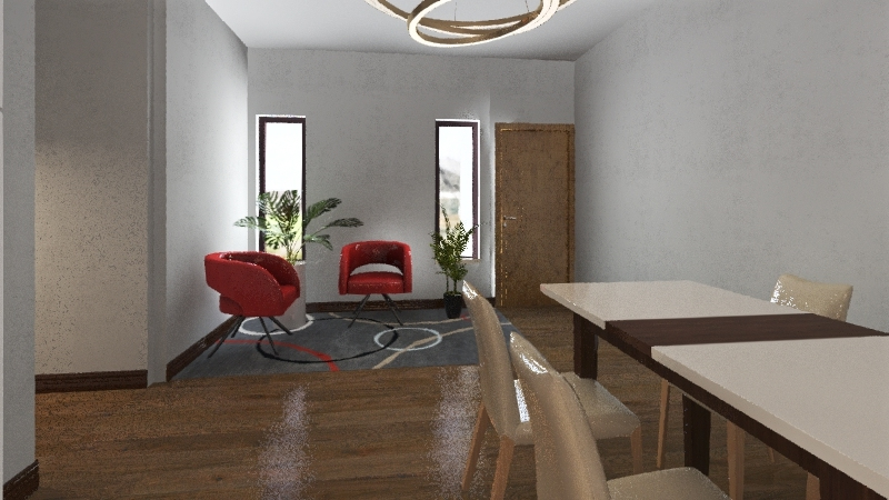 CASA PA Interior Design Render