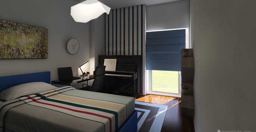 VICTORA'S Interior Design Render