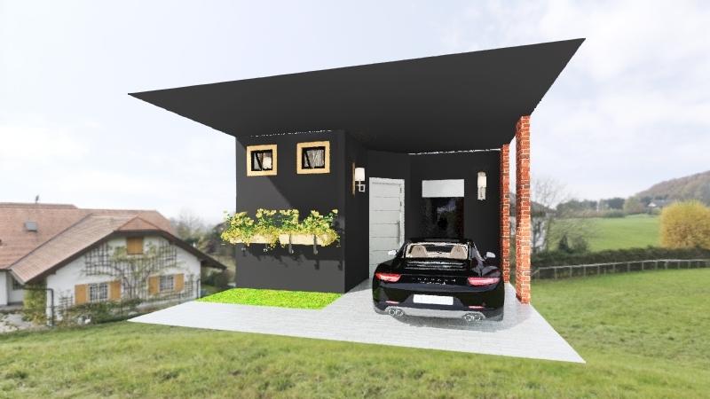 DIBUJO 2 Interior Design Render