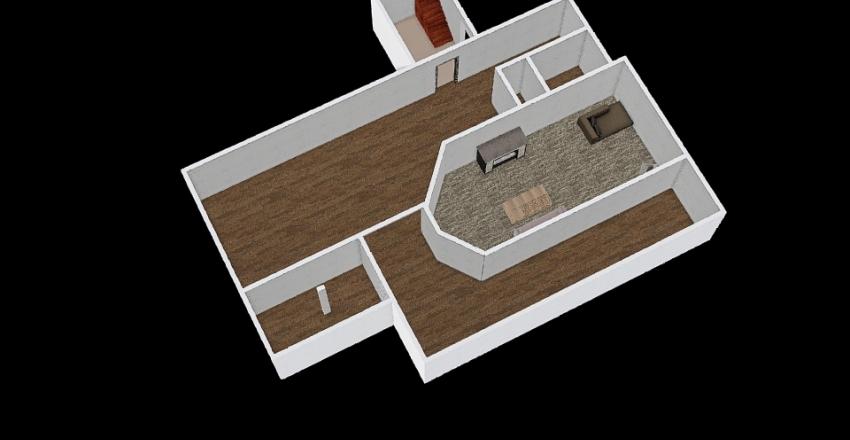 Cottage Expansion 2020 Interior Design Render
