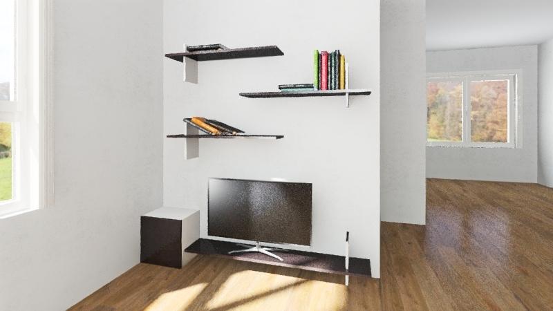 Corpus Floor Plan Interior Design Render