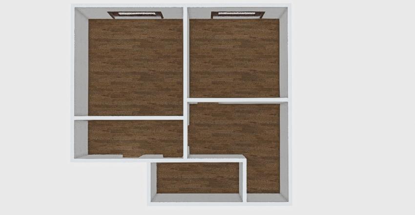 2-комн_0409 Interior Design Render