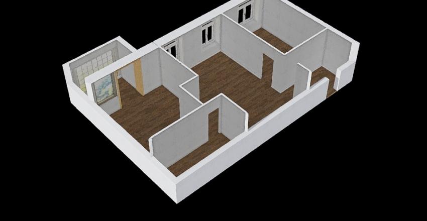 Учебный проект new Interior Design Render