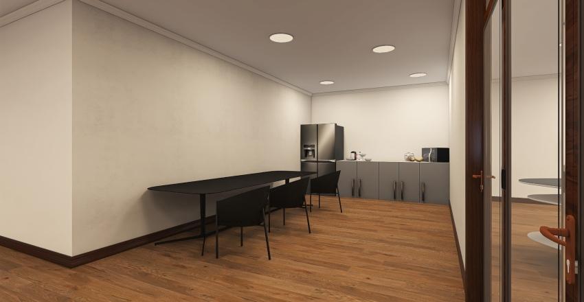 NatyDesign 1º Floor Interior Design Render