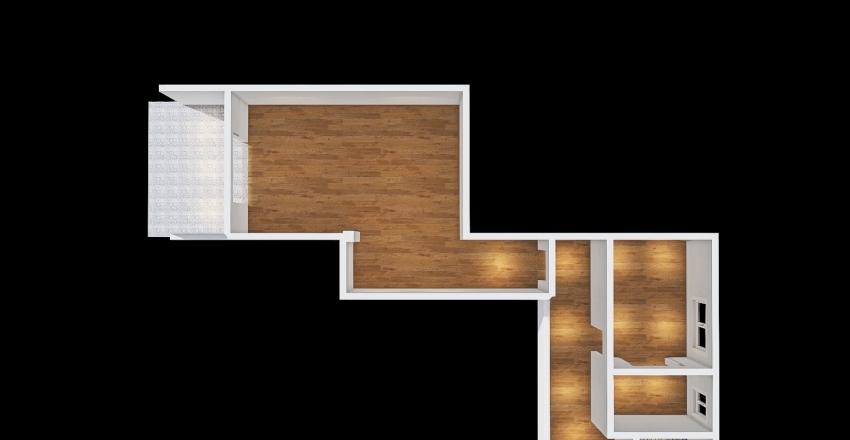 ACA CAPPELLO 9 Interior Design Render