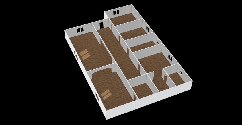 minha casa dos sonhos Interior Design Render
