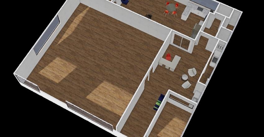 YIDL Ashram Auckland - Proposed v.Oct.2020 Interior Design Render