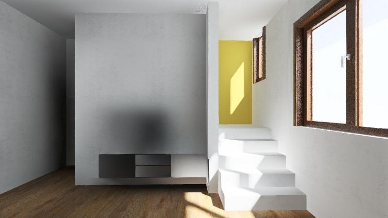 SOBRADO / LOJA Interior Design Render