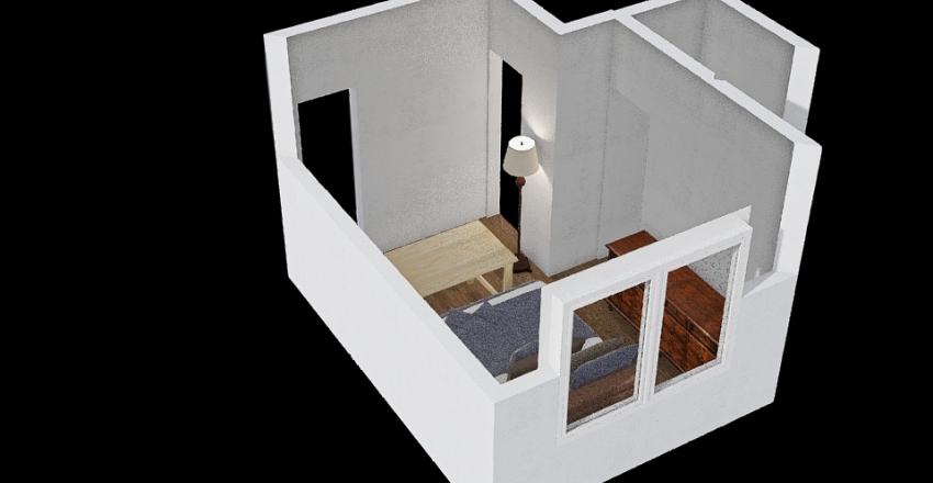Cameron Room Interior Design Render