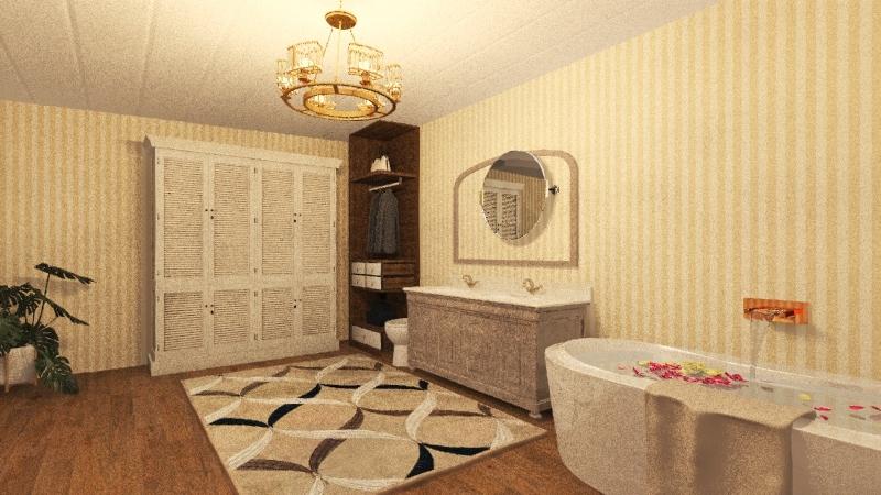 Rich Orphanage lol Interior Design Render