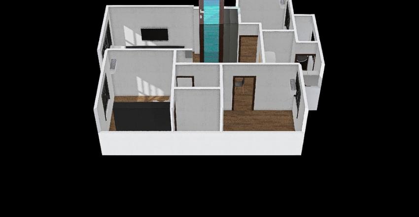tsaiyi Interior Design Render