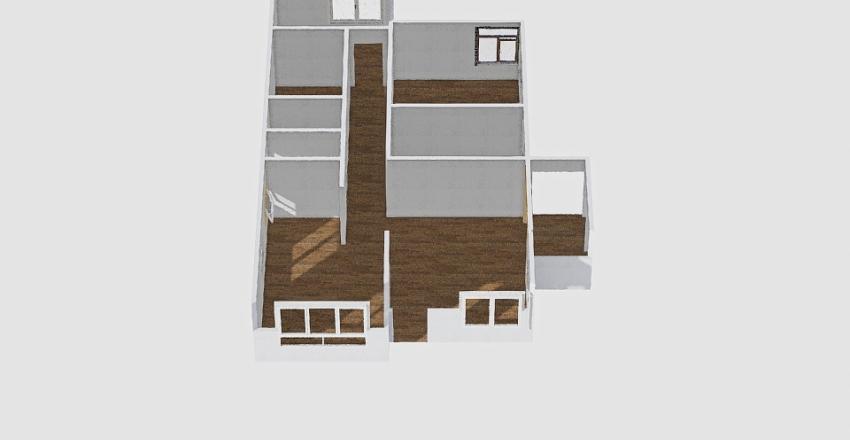 11 Persimmon Place Interior Design Render