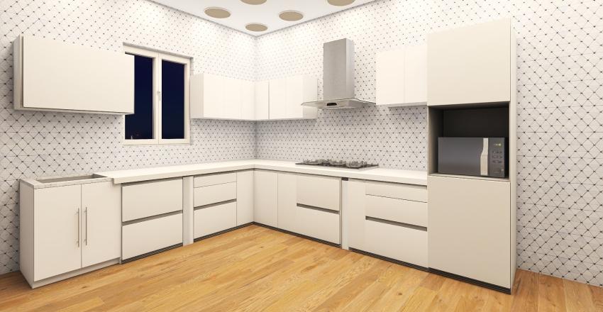 HARSHAL CLIENT Interior Design Render