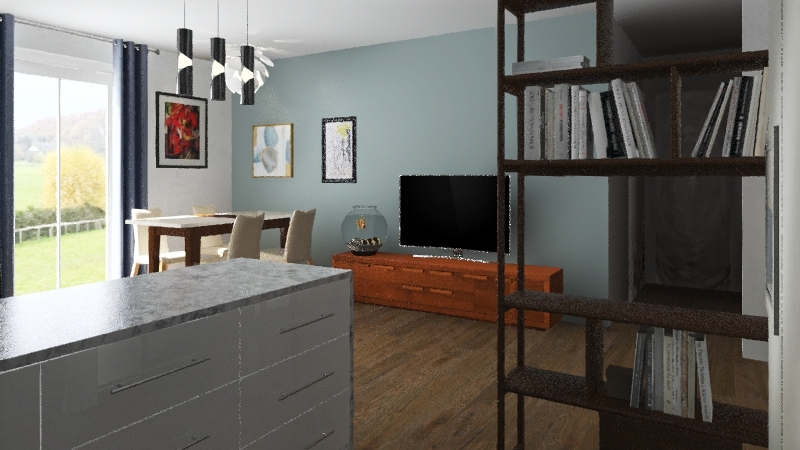 luchetti Interior Design Render
