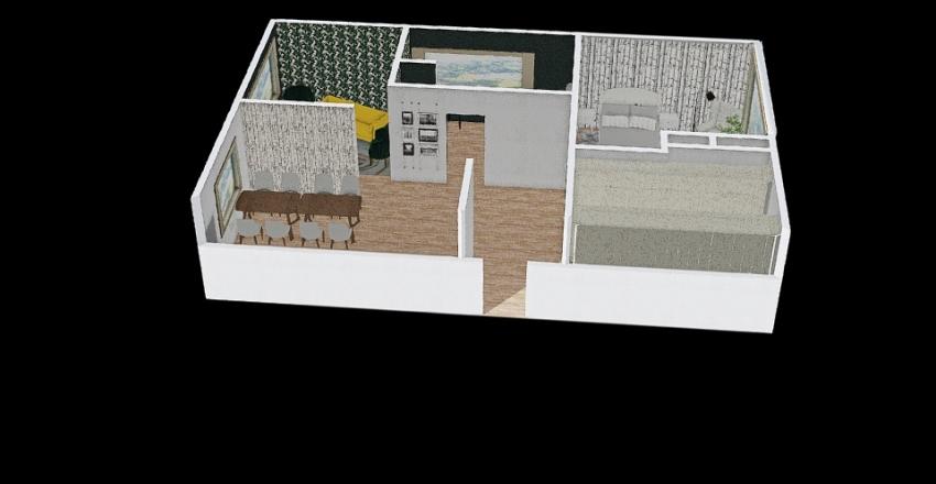 apartament 2 :) Interior Design Render