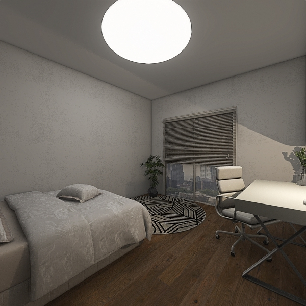 Ajda Interior Design Render