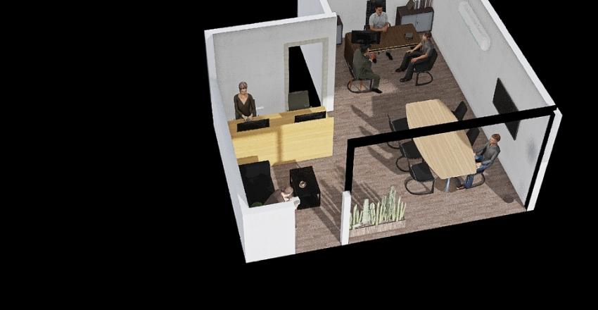 ATHENS Interior Design Render
