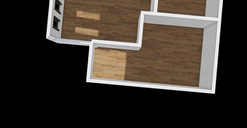 Casa  Bougainville parte 01 Interior Design Render