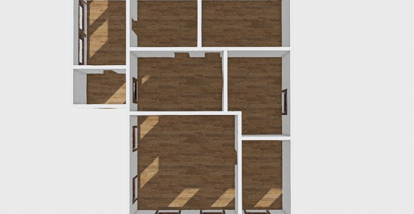 Дома_0497 Interior Design Render