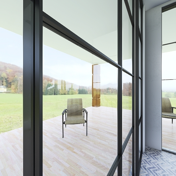 chacara Interior Design Render