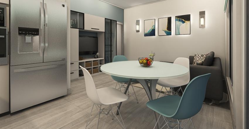 #HSDA2020Residential Interior Design Render