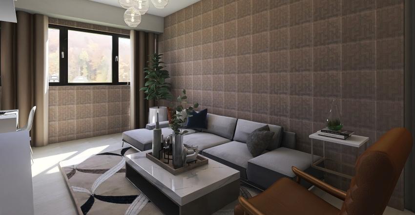 FAMILY ROO Interior Design Render