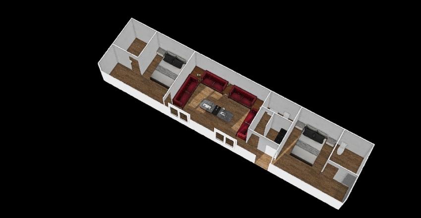 14*4 marri  Interior Design Render
