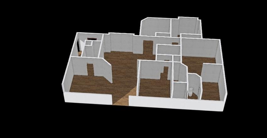 21220 Scott Road Interior Design Render